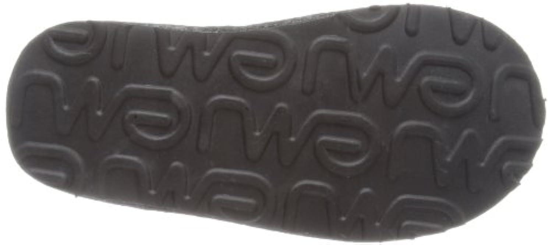 Emu Unisex-Child Sparkle Lo Boots K10667 Black 7 UK, 24 EU, 8 US, Regular