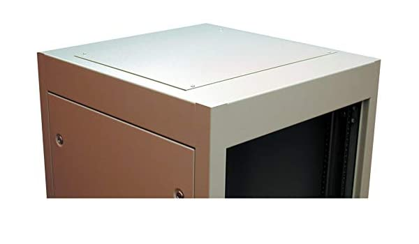 C2T1931SBK1 Steel C2 Top Black C2T1931SBK1 Hammond C2 series Cabinet Racks 31.5 inches Deep Solid 381 mm Panel