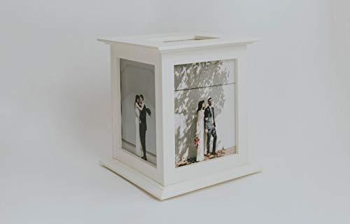 (Personalized Wedding Card Box - Rotating The Perfect Card Box in)