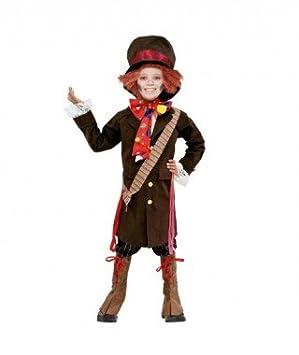 Disfraz Sombrerero para niño(2-4 años)