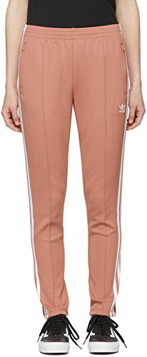 adidas Originals Women's Superstar Trackpant, Ash Pink, M