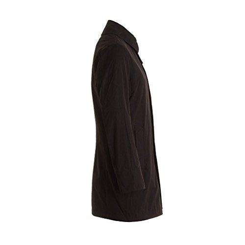 Peuterey Mantel DABLAM LIGHT schwarz