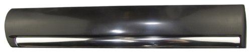 Auto Tech Plastics BPG-052 2000-2006 Chevy Tahoe Passenger side Rear door Trim Molding black Paint to Match ()