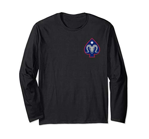 17th Sustainment Brigade Army National Guard Nevada Patch Long Sleeve -