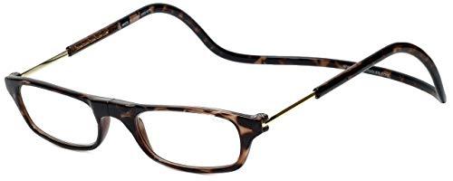 Clic Tortoise Reading Glasses (TORT 1.50)