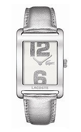 Lacoste Club Collection Andorra White Dial Women's watch #2000652