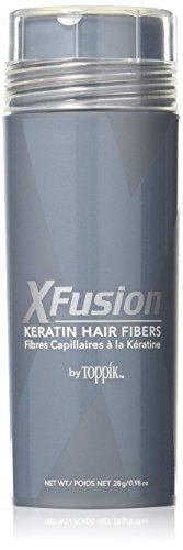 X-Fusion Keratin Hair Fibers for Unisex, Auburn, 0.87 Ounce by XFusion