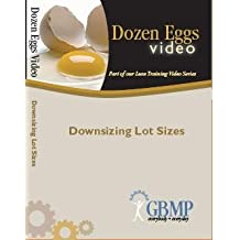 Downsizing Lot Sizes - A GBMP Lean Training DVD