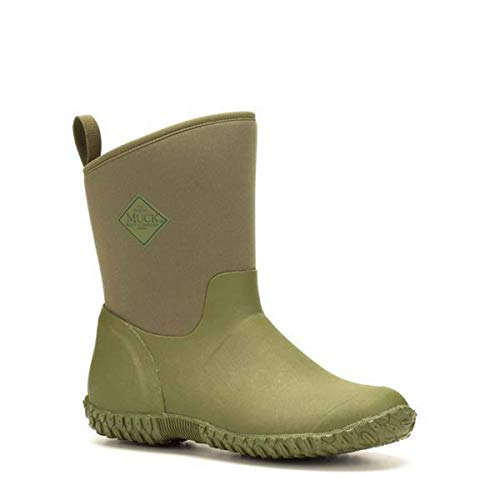 Muck Boot Women's Muckster Mid II Boots, Olive, 7 M ()