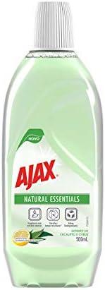 Limpador Diluível Ajax Naturals Eucalipto e Citrus 500Ml, Ajax