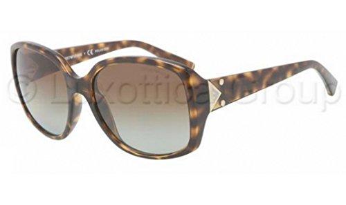 Emporio Armani EA 4018 Women's Sunglasses Dark Havana - Emporio 2013 Armani Sunglasses