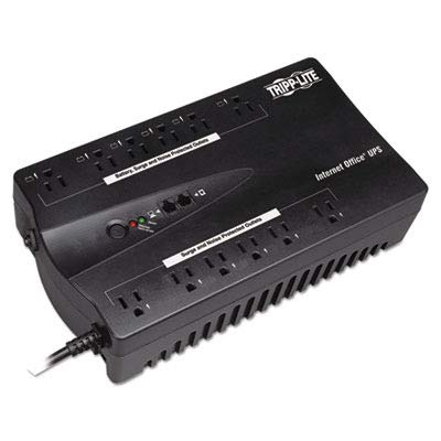 TRPINTERNET750U - Tripp Lite INTERNET750U Internet Office 750VA UPS 120V with USB