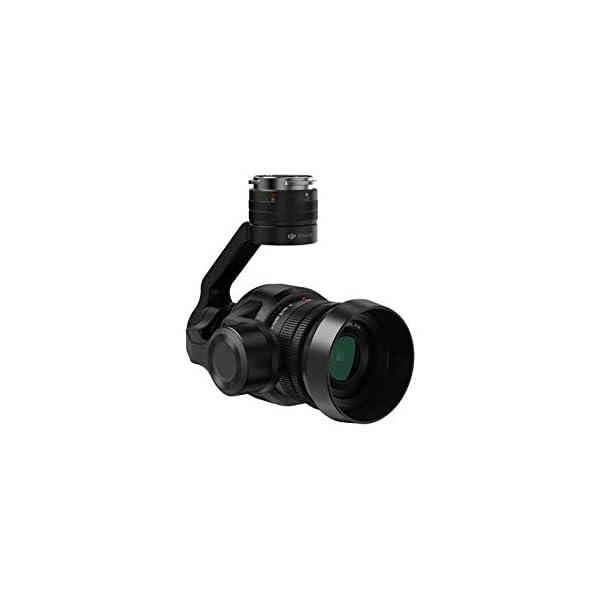 DJI Zenmuse X5S Camera Compatta con Obiettivo, Gamma Dinamica di 12.8 Stop, Sensore Micro 4/3 da 20.8 Megapixel Integrato, fino a 8 Obiettivi Professionali, con Sistema CineCore 2.0, Gimbal 3 Assi 3 spesavip