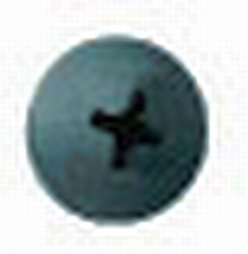 Premium 10-32 Rack Screws in Black Matte Quantity: 100 piece