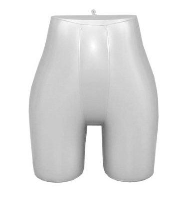 Pantalón corto para mujer hinchable maniquí maniquí de torso ...