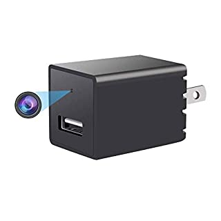 Spy Camera Charger | Hidden Camera WiFi | Premium Pack | Mini Spy Camera 1080p | USB Charger Camera | Hidden Spy Camera | Hidden Nanny Cam | Hidden Spy Cam | Hidden Cam | Surveillance Camera Full HD