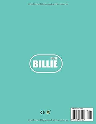 Billie Eilish Malbuch Billie Eilish Malbuch Spass Malbuch Fur Madchen Und Jungen Billie Eilish Geschenk Verlag Billie Elish Amazon Nl