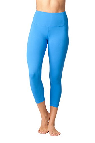 Light Blue Capri Pants - 4
