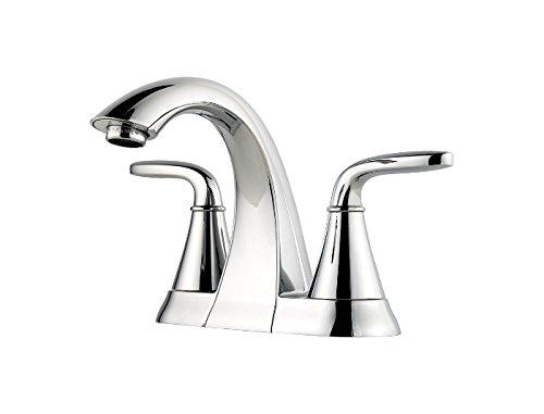 Pfister Bathroom Chrome Faucet, Chrome Bathroom Pfister ...