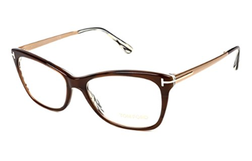 Tom Ford TF5353 Eyeglasses 54 mm Brown - Frames Tom Eye Ford