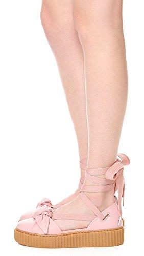 Silver Silver Bow FENTY PUMA x Creeper Pink Sandals Pink PUMA Women's z0AqxI7A