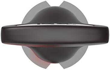 Tefal Sacacorchos Ingenio K20734, 23 cm, 2 en 1 gracias al cortador de láminas integrado, plástico, color negro