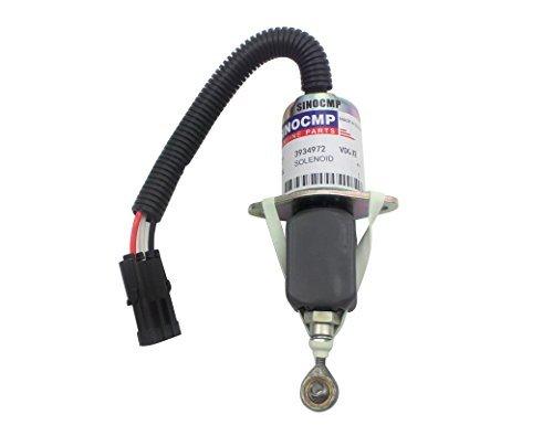 New 12V Fuel Cutoff Solenoid Replaces Cummins 3934171 3934972 6667993 6681513