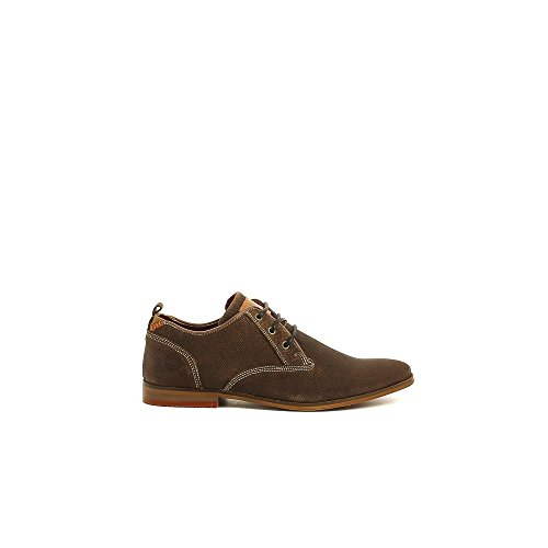Bullboxer 733-K2-5987A Zapatos de cordones Hombre taupe, EU 45