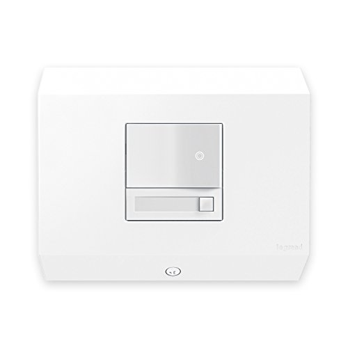 Control Box with Paddle Dimmer