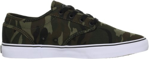 GLOBE Skateboard Shoes MOTLEY Green Camo Size 7