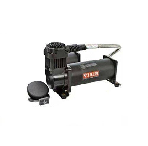 444c black single compressor air ride suspension