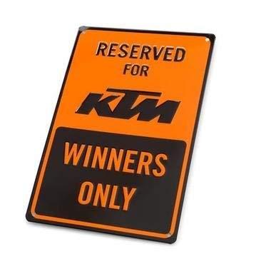 /Cartel Parking Winners Only 3pw1871800 KTM/