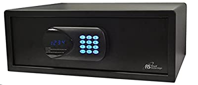 Royal Sovereign Digital Laptop and Hotel Safe (RS-SAFE120L)