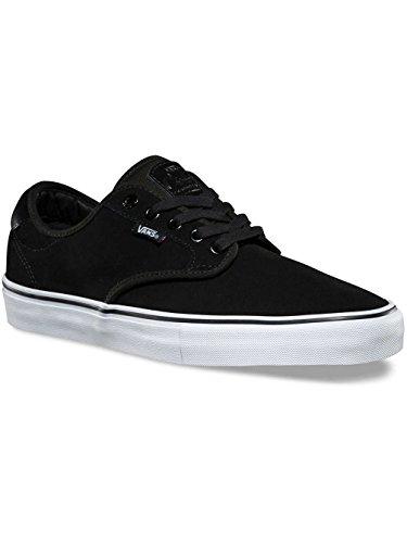 0a0601f045 Galleon - Vans Authentic Pro Shoes UK 9 Suede Black White