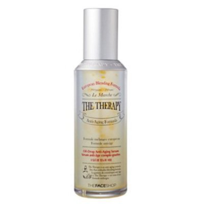 [The Face shop] The Therapy Oil Drop Anti Aging Serum 45ml good product (by appgooddi)