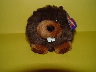 Puffkins CHOMPER the Beaver