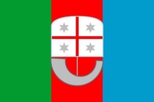 U24 Drapeau du drapeau Italie Bateau haute qualité pour 150 x 250 cm