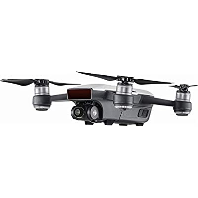 DJI Spark with Remote Control Combo (White): Camera & Photo