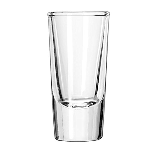 Libbey 1709712 1 Ounce Tequila Shooter (1709712LIB) Category: Shot Glasses