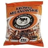 Krowki Milanowskie Chocolate Cream Fudge (300g/10.6 Oz)