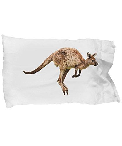 ANIMAL KANGAROO Pillowcase - Standard Size 20