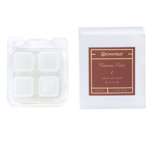 Aromatique CINNAMON CIDER Boxed Wax Melt by