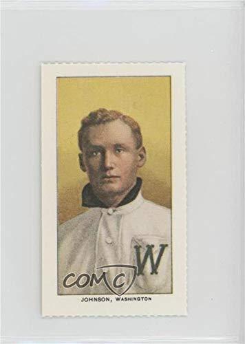 Walter Johnson (Baseball Card) 1977 Dover Classic Baseball Cards Reprints - [Base] #WAJO.1