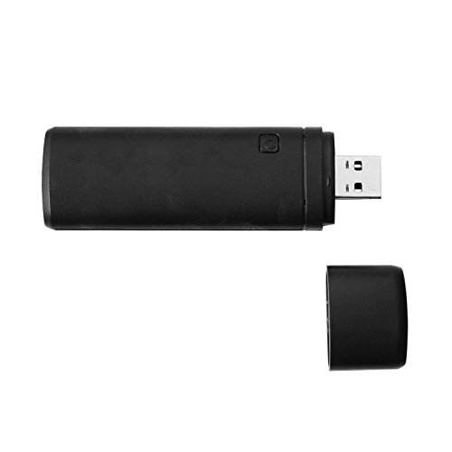 USB Wireless Adapter WiFi Dongle for  TV Link Stick Black