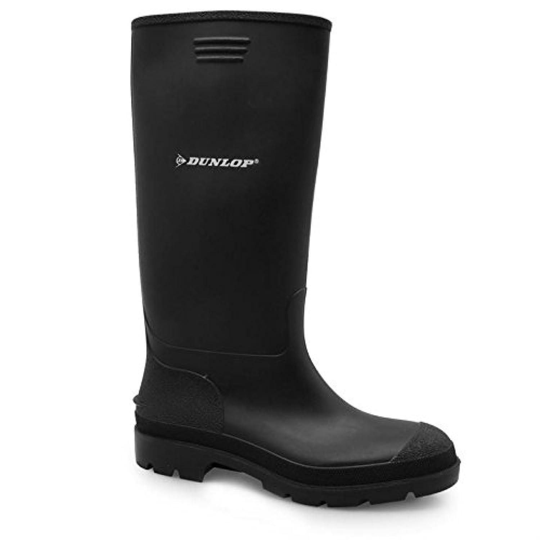 Dunlop Kids Wellington Junior Boots Black 3