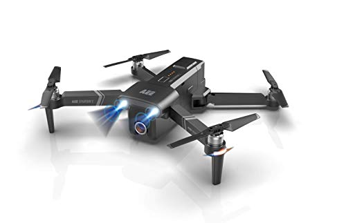 AEE Technology Inc. Sparrow2 Drone with 4K/24fps Ultra HD Video, Waypoint Auto-pilot & Follow-me Functionality, dark…