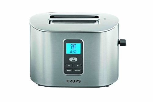 krups silver toaster - 6
