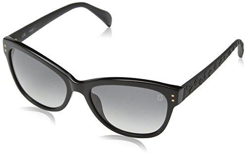 Sol de Shiny Gris Mujer Gafas para Tous Black E5pH8qn