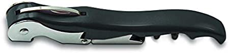 Pulltex - Pulltap´s, Color Negro, Acero Inoxidable, Negro, 18.6 x 12 x 2.3 cm