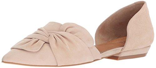 Corso Como Women's CC-Mollie Ballet Flat, Nude, 8 Medium US